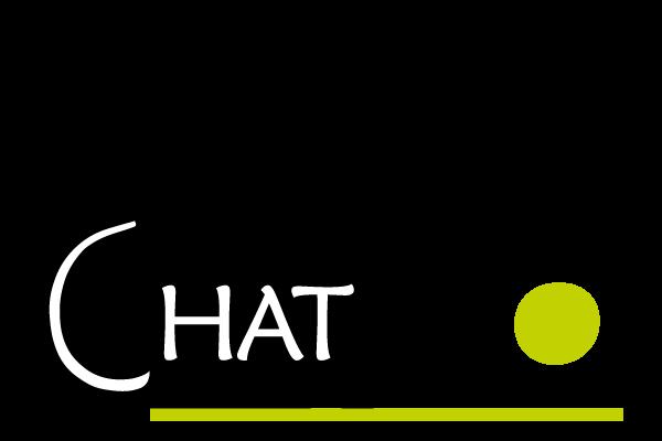 Kattendierenarts Chat Le Roi Logo